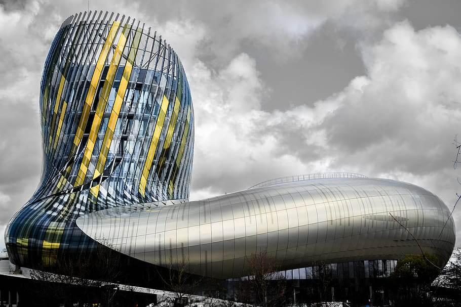 La Cité du Vin Bordeaux - Homki