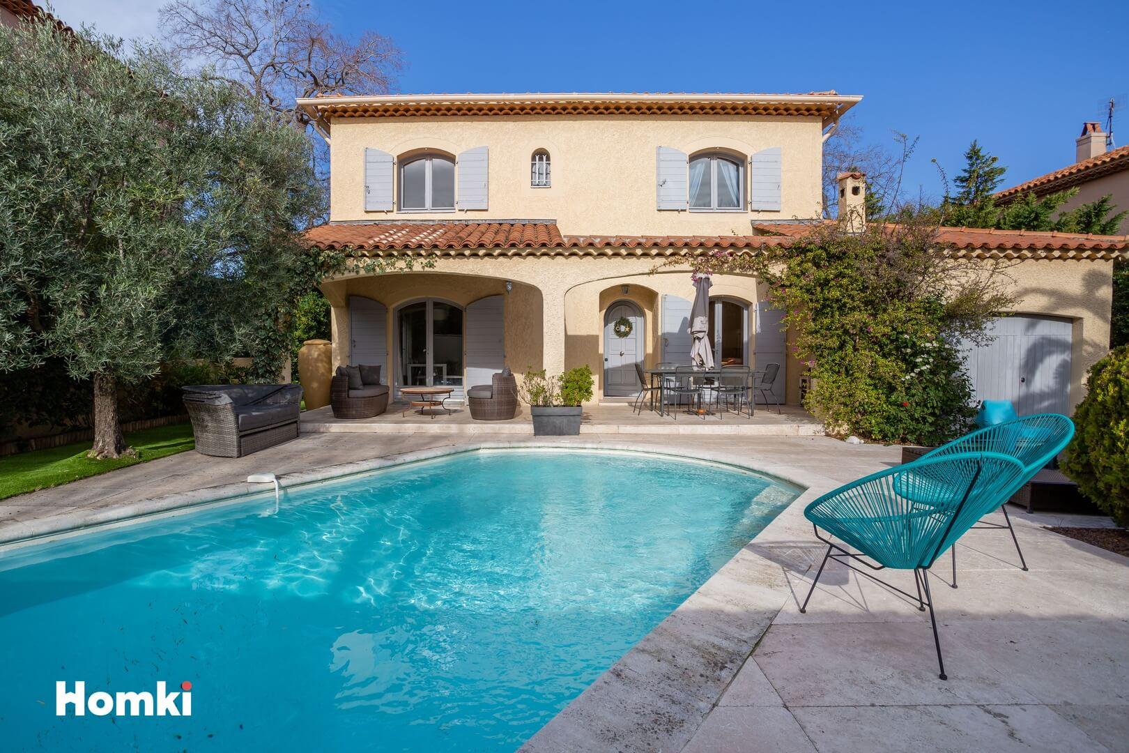 Homki - Vente maison/villa  de 170.0 m² à Marseille 13008