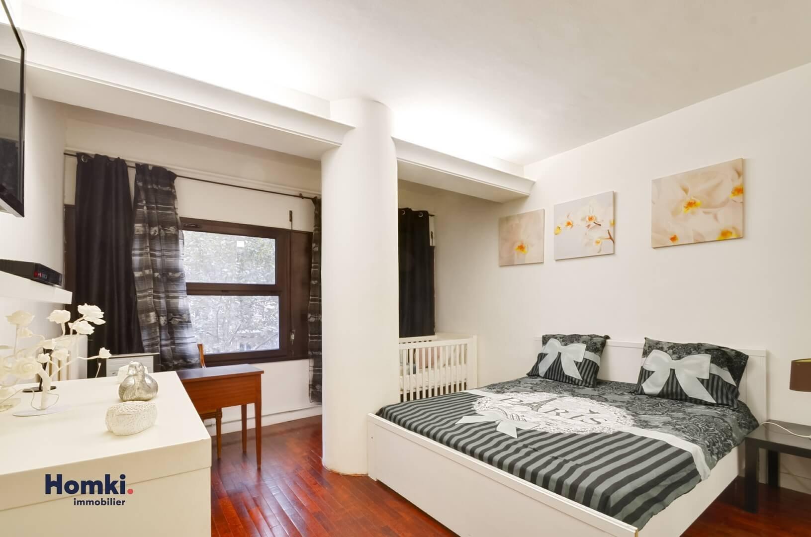 Homki - Vente appartement  de 82.0 m² à Marseille 13001