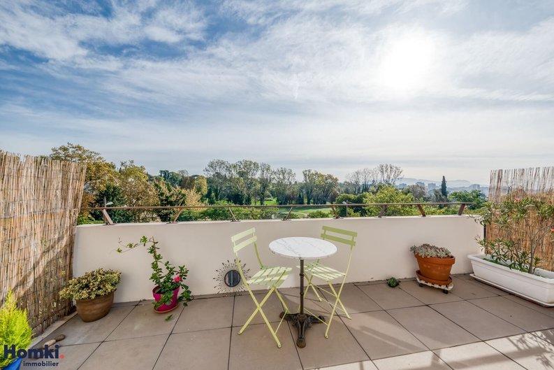 Homki - Vente Appartement  de 35.0 m² à Marseille 13014