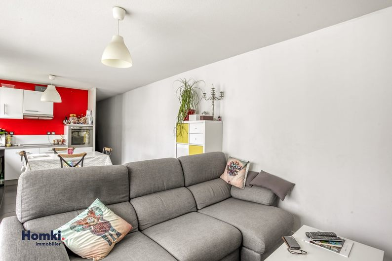 Homki - Vente appartement  de 69.0 m² à Grenoble 38100
