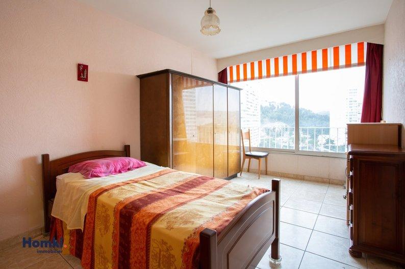 Homki - Vente appartement  de 59.0 m² à Marseille 13009