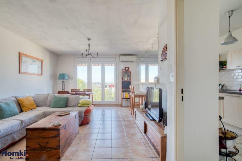 Homki - Vente appartement  de 64.0 m² à Marseille 13012