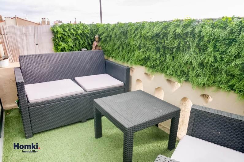 Homki - Vente appartement  de 50.0 m² à Nîmes 30000