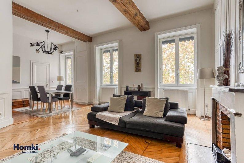 Homki - Vente appartement  de 101.0 m² à Lyon 69007
