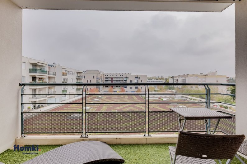 Homki - Vente appartement  de 49.0 m² à Saint-Priest 69800