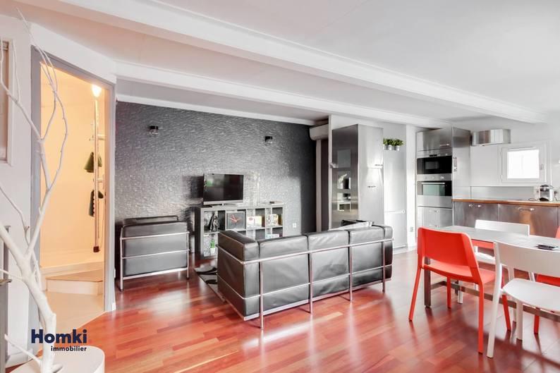 Homki - Vente appartement  de 55.4 m² à Marseille 13005