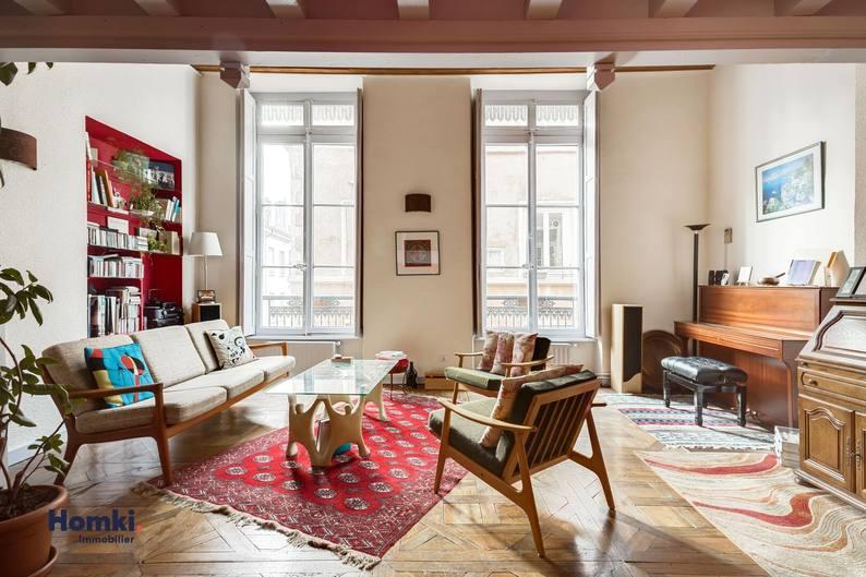 Homki - Vente appartement  de 106.0 m² à Lyon 69001