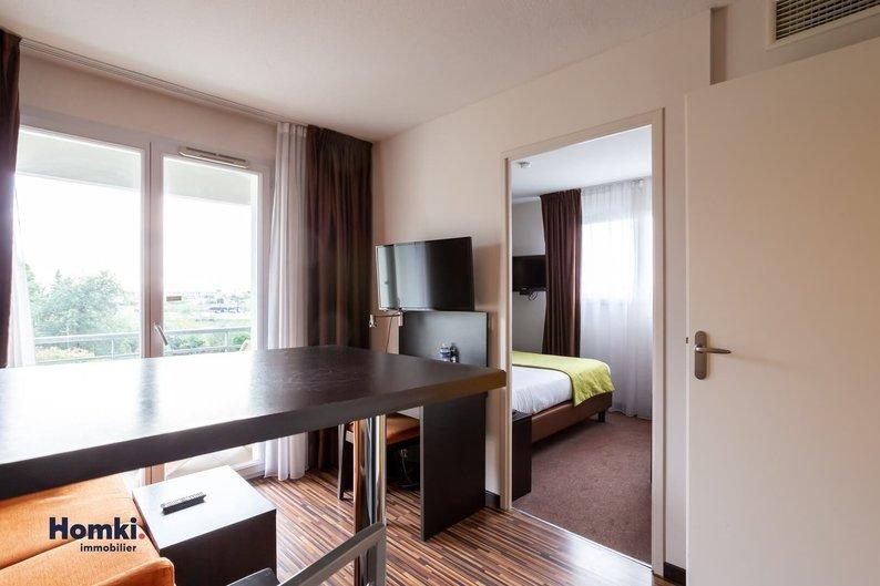 Homki - Vente appartement  de 27.0 m² à Toulouse 31300