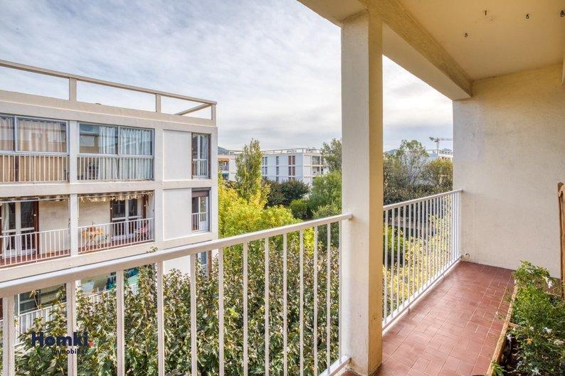 Homki - Vente appartement  de 68.0 m² à Marseille 13008