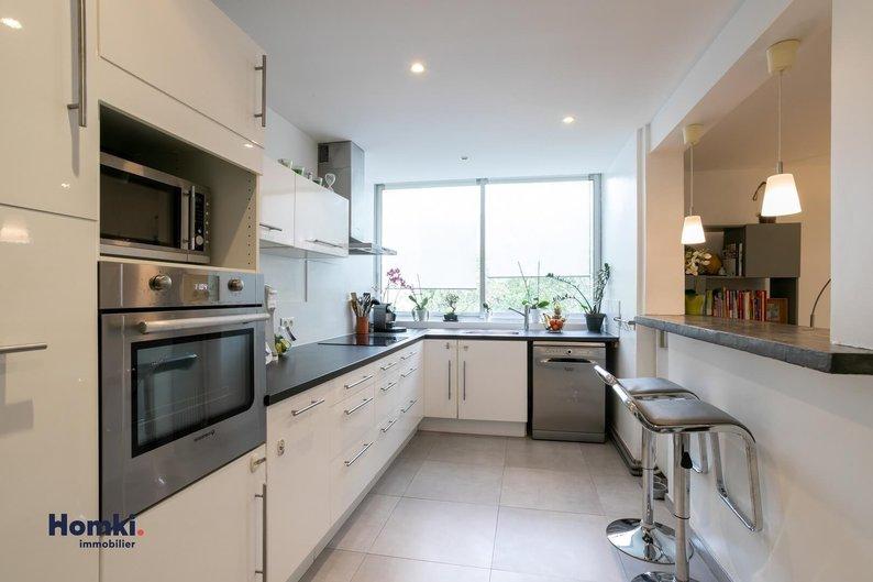 Homki - Vente appartement  de 78.0 m² à Marseille 13008