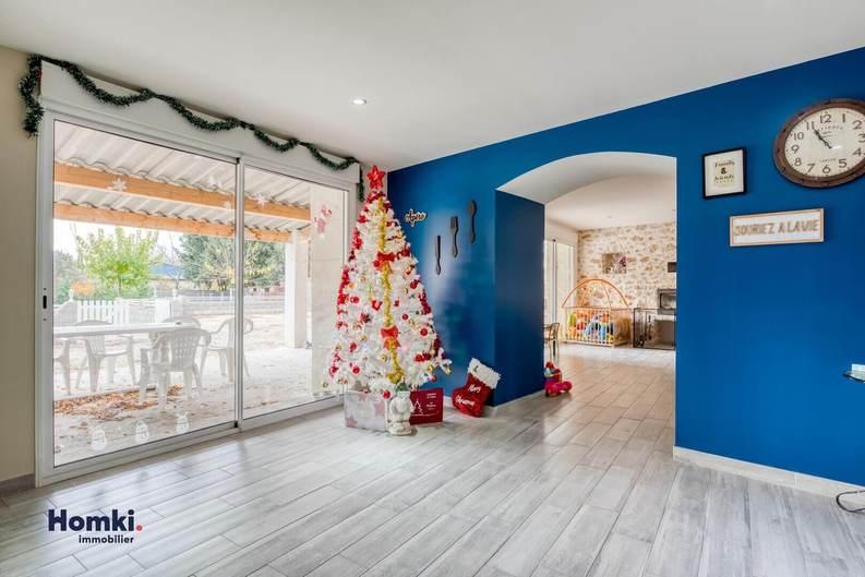 Homki - Vente maison/villa  de 350.0 m² à Mondragon 84430