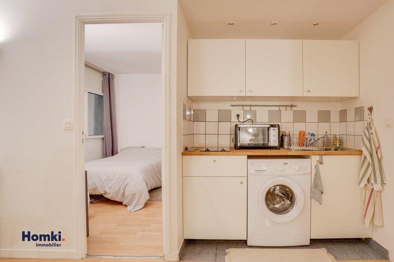Homki - Vente appartement  de 34.0 m² à Villeurbanne 69100