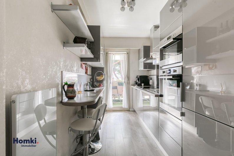 Homki - Vente appartement  de 50.68 m² à Le Cannet 06110