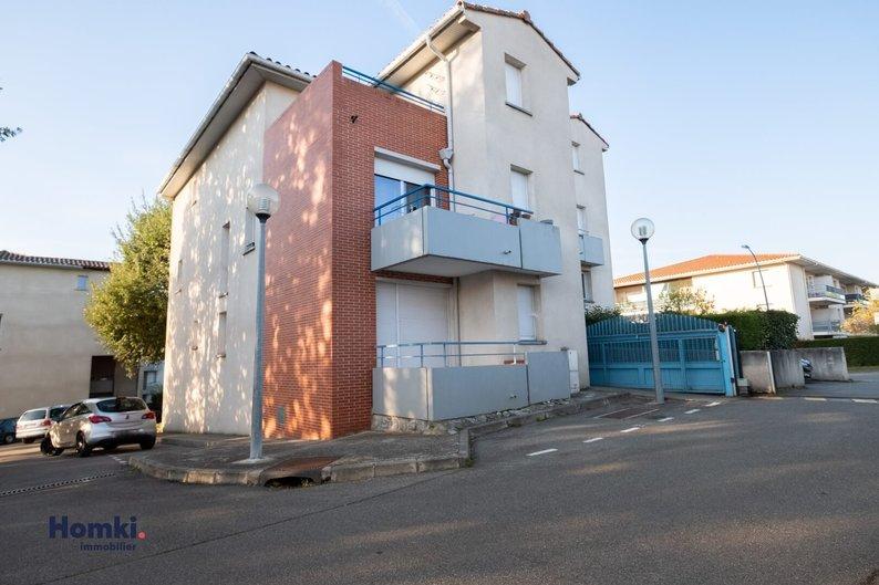 Homki - Vente appartement  de 35.0 m² à Colomiers 31770