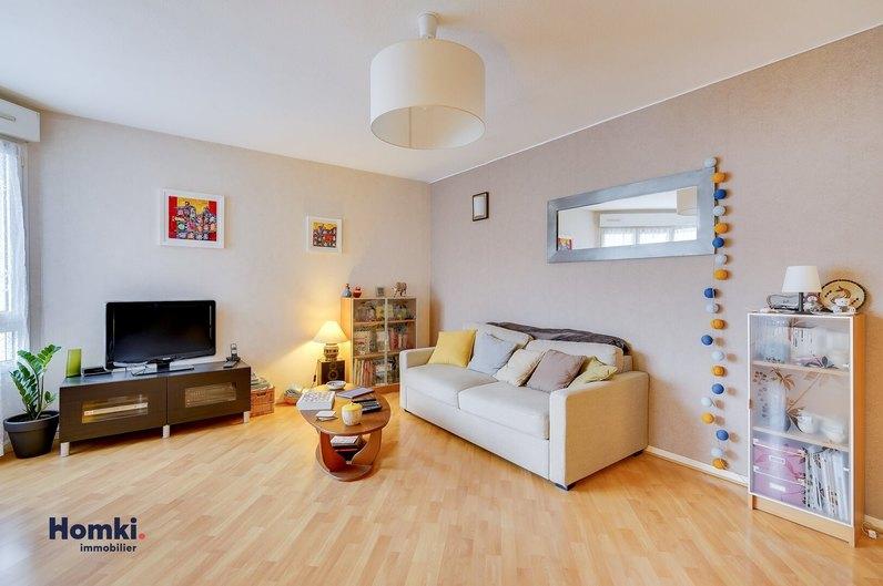 Homki - Vente appartement  de 53.0 m² à Villeurbanne 69100