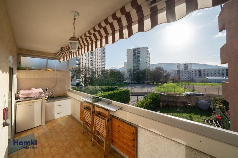 Homki - Vente appartement  de 72.0 m² à Marseille 13011