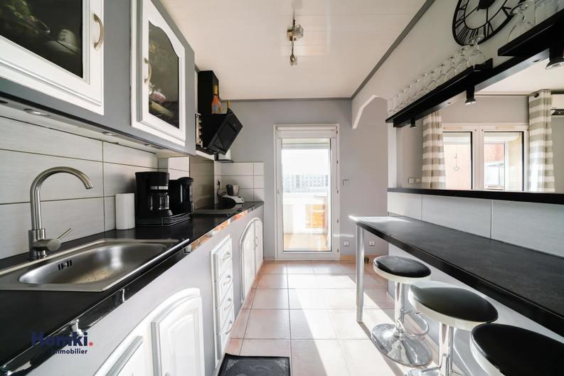 Homki - Vente appartement  de 73.0 m² à Marseille 13011