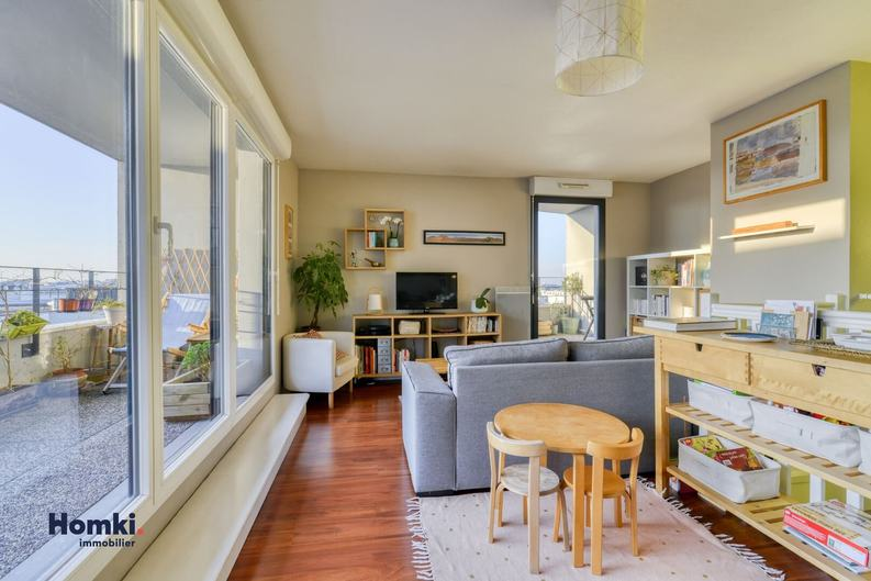 Homki - Vente appartement  de 84.0 m² à Bordeaux 33800