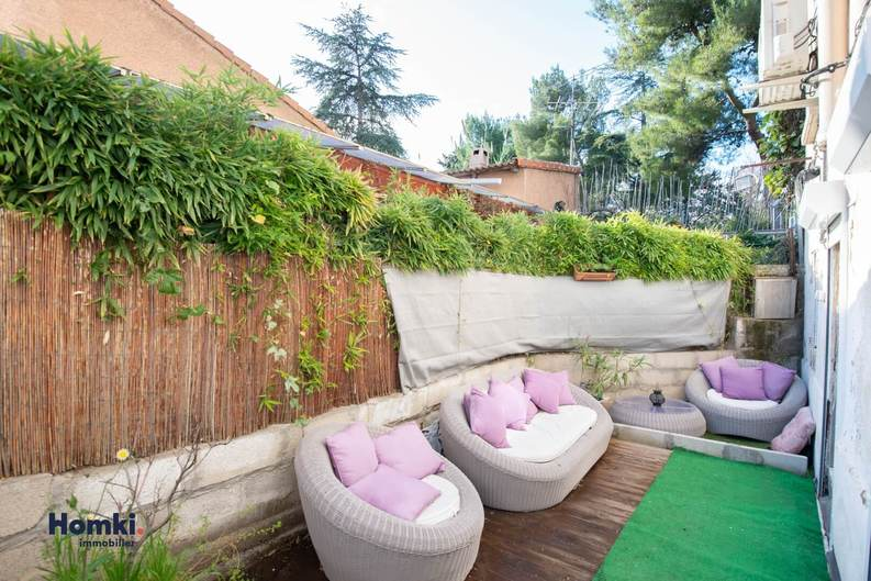 Homki - Vente appartement  de 80.0 m² à Marseille 13010