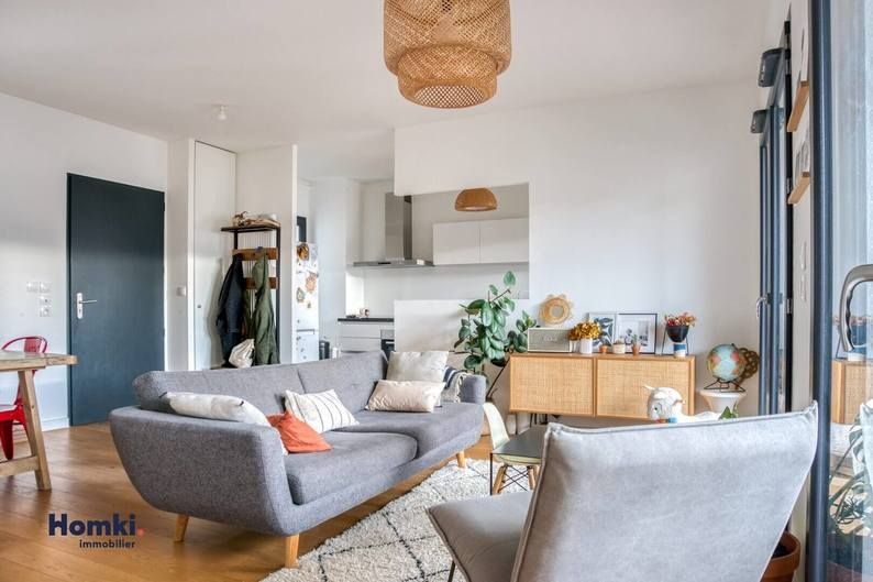 Homki - Vente Appartement  de 97.0 m² à Bordeaux 33300