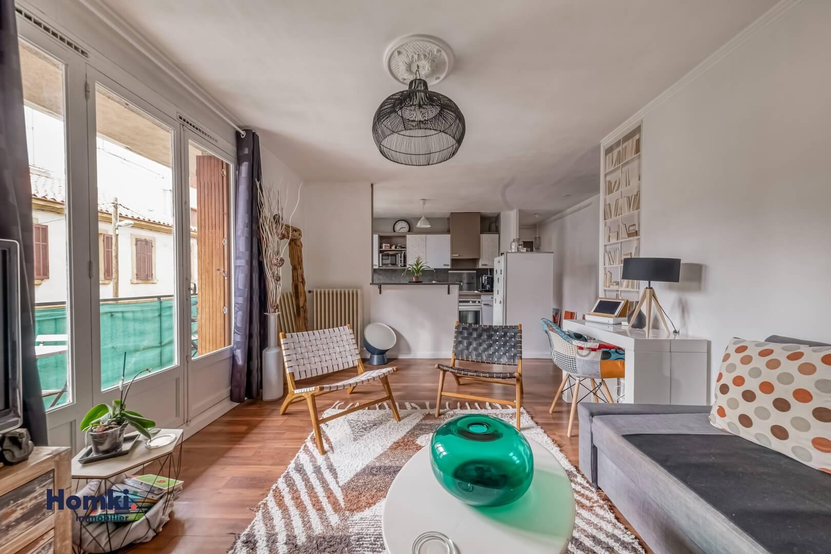 Homki - Vente Appartement  de 66.0 m² à Marseille 13013