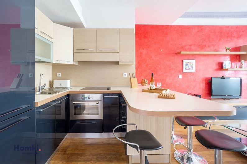 Homki - Vente appartement  de 49.11 m² à ANTIBES 06160