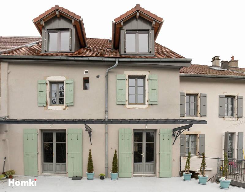 Homki - Vente maison de ville  de 350.0 m² à Gex 01170