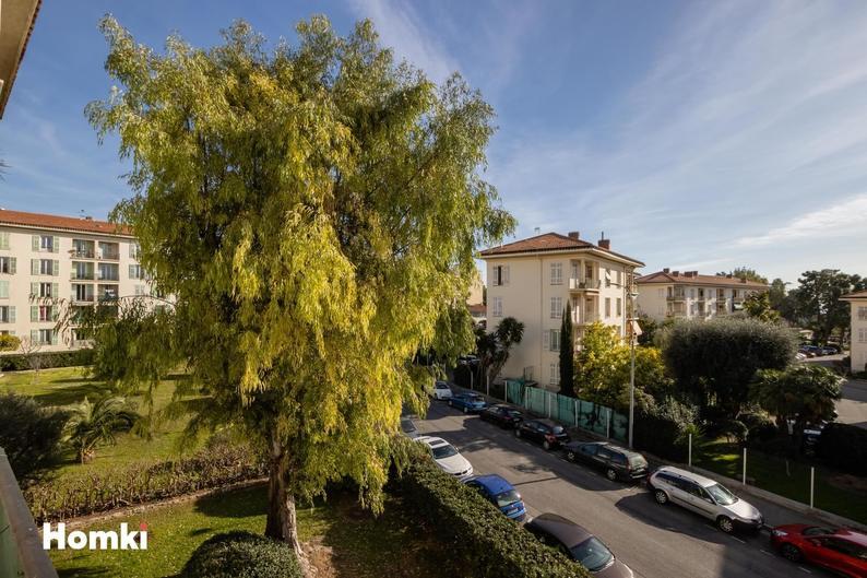 Homki - Vente appartement  de 29.0 m² à Nice 06200