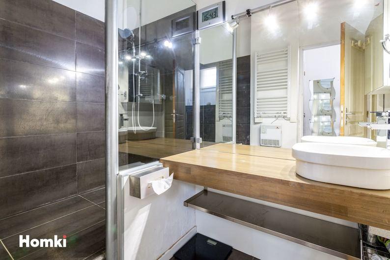 Homki - Vente appartement  de 43.0 m² à Marseille 13006
