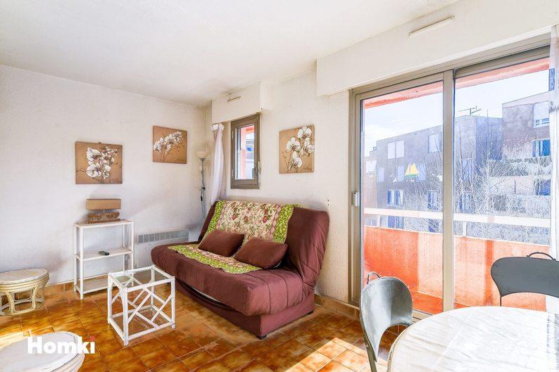Homki - Vente appartement  de 28.0 m² à Sainte-Maxime 83120