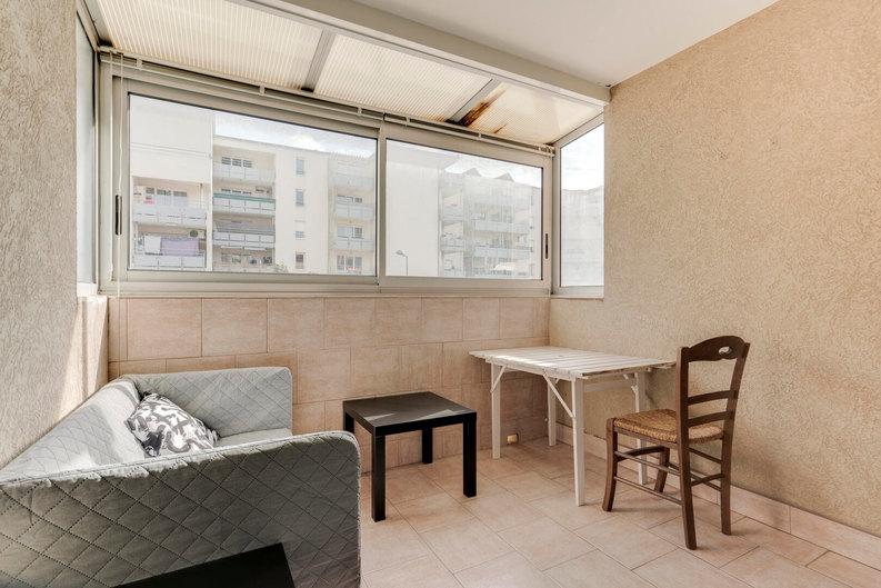 Homki - Vente appartement  de 30.0 m² à Sete 34200