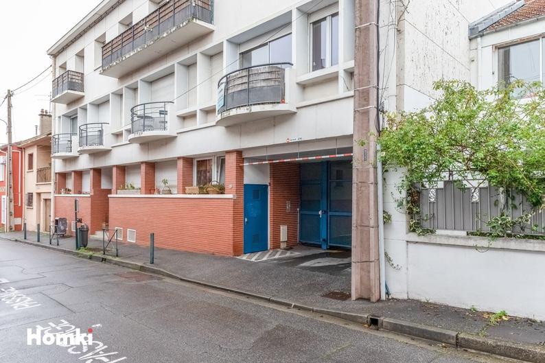 Homki - Vente appartement  de 53.0 m² à Toulouse 31400