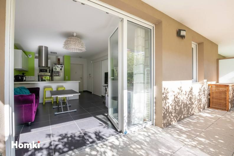 Homki - Vente appartement  de 42.0 m² à Montpellier 34070
