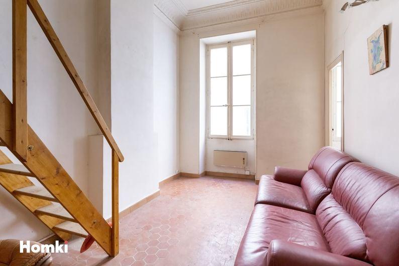 Homki - Vente appartement  de 34.0 m² à Marseille 13002