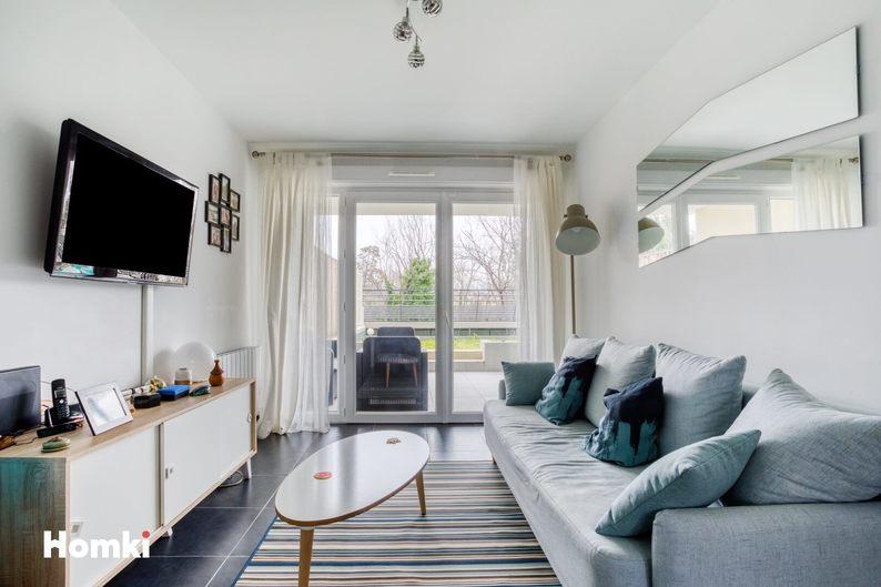 Homki - Vente appartement  de 42.0 m² à Marseille 13012