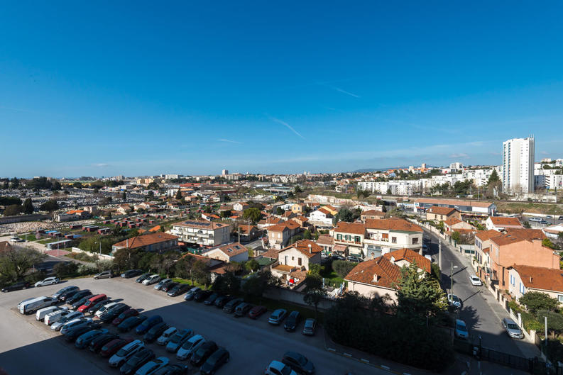 Homki - Vente appartement  de 57.0 m² à Marseille 13011