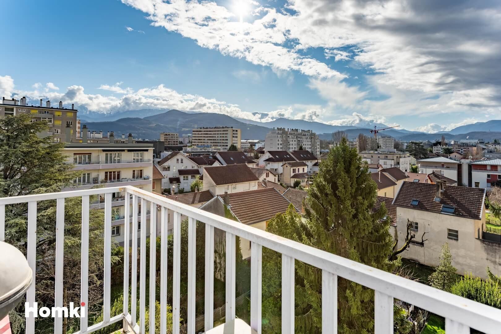 Homki - Vente appartement  de 150.0 m² à Grenoble 38100