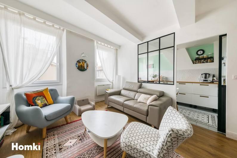 Homki - Vente Appartement  de 65.0 m² à Marseille 13001