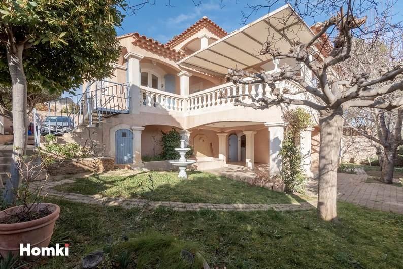 Homki - Vente maison/villa  de 165.0 m² à La Ciotat 13600