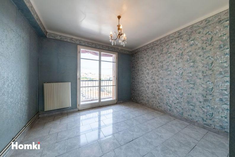 Homki - Vente appartement  de 65.0 m² à Marseille 13014