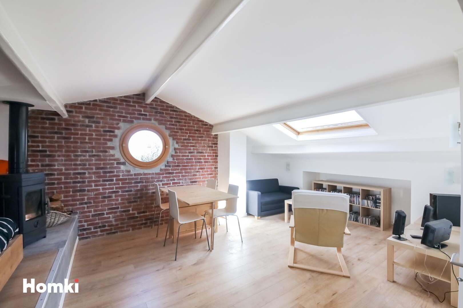 Homki - Vente appartement  de 61.0 m² à Aubagne 13400