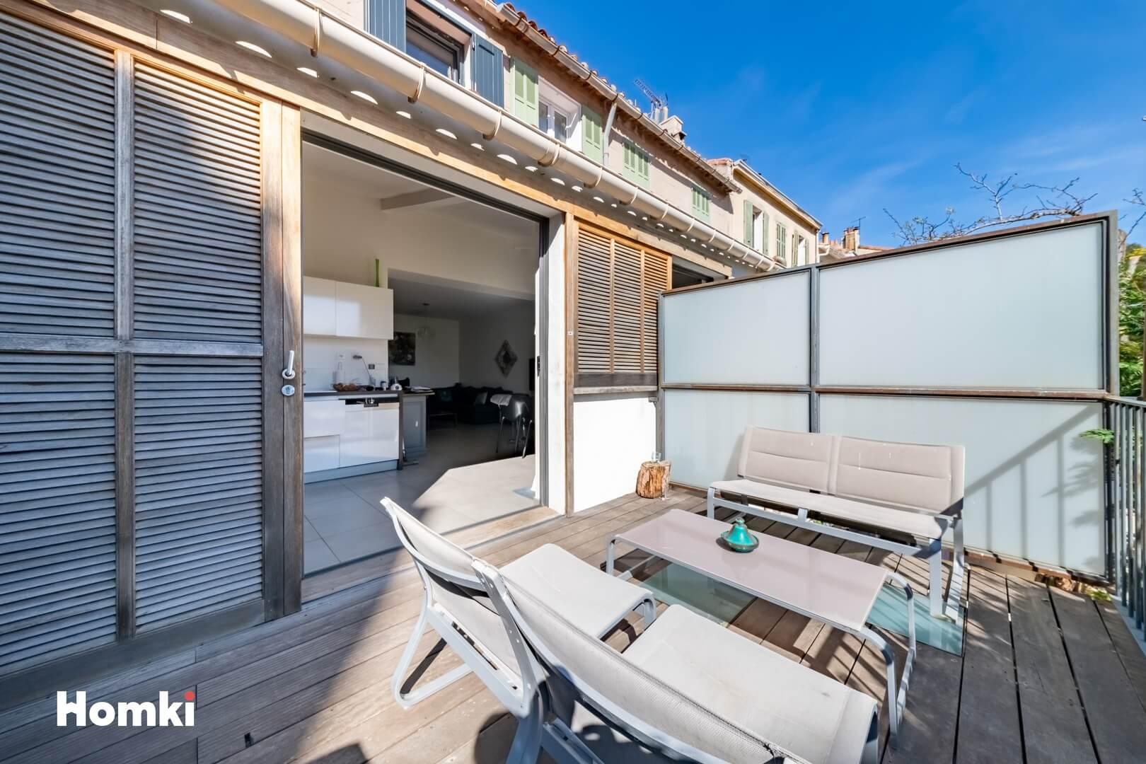 Homki - Vente maison/villa  de 130.0 m² à Marseille 13007