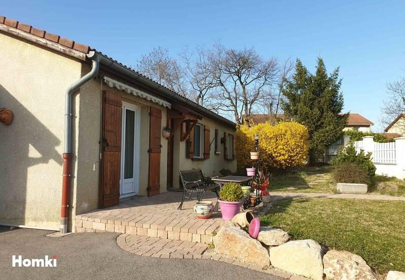 Homki - Vente maison/villa  de 103.0 m² à Villefontaine 38090