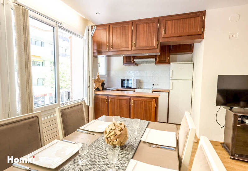 Homki - Vente appartement  de 41.0 m² à ANTIBES 06600