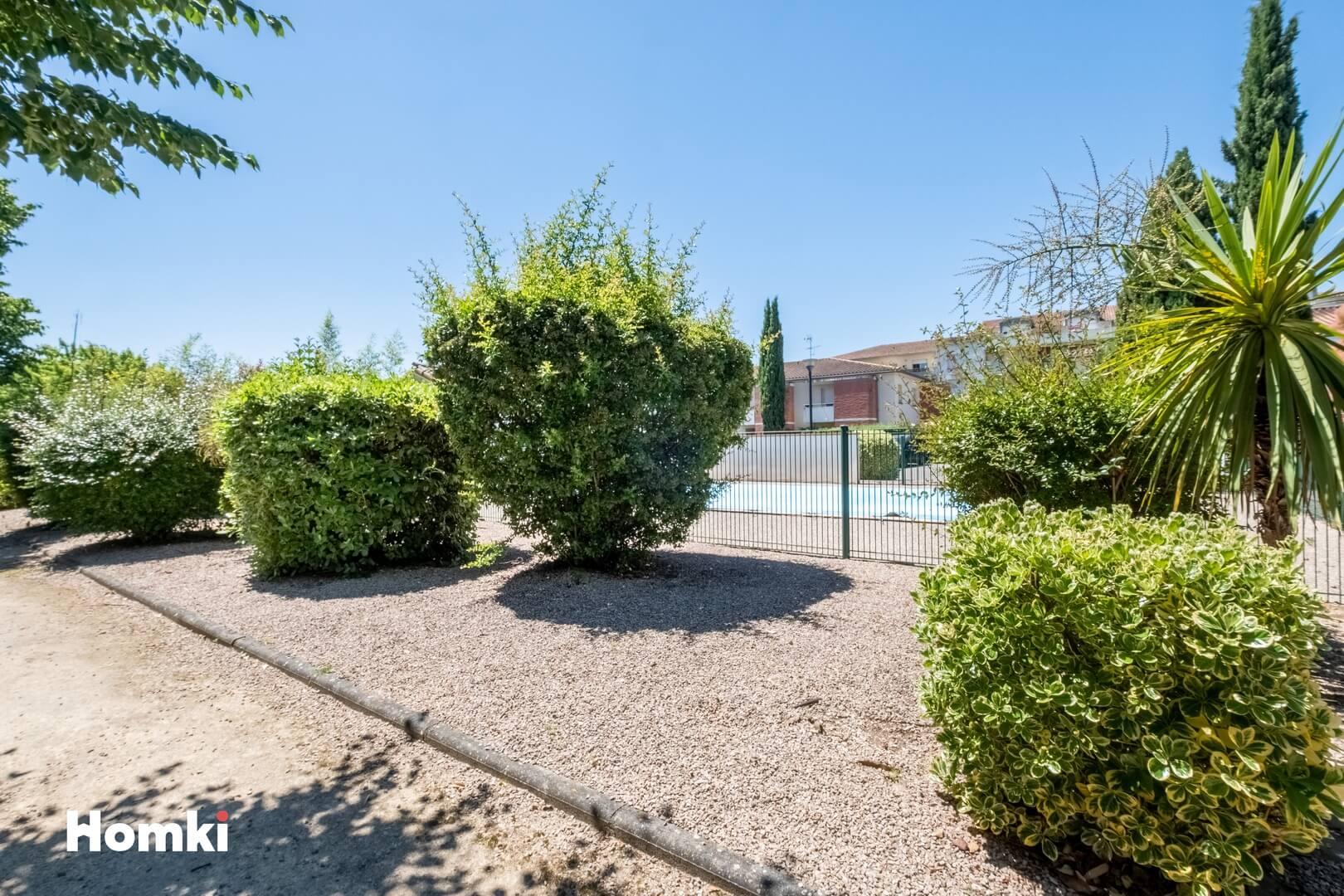 Homki - Vente appartement  de 54.2 m² à Toulouse 31200