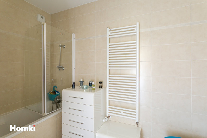 Homki - Vente appartement  de 82.0 m² à Marseille 13008