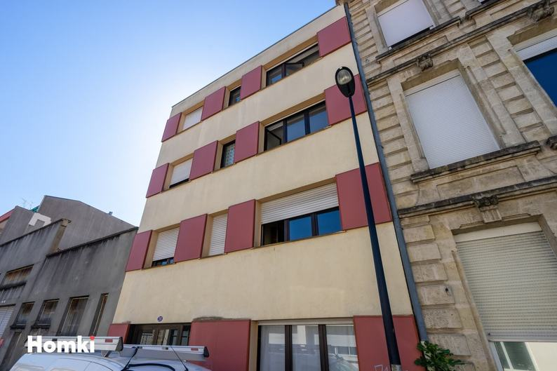 Homki - Vente appartement  de 20.0 m² à Bordeaux 33000