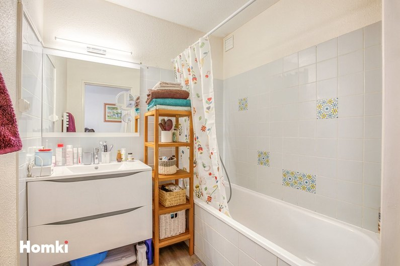 Homki - Vente appartement  de 64.0 m² à Toulouse 31500