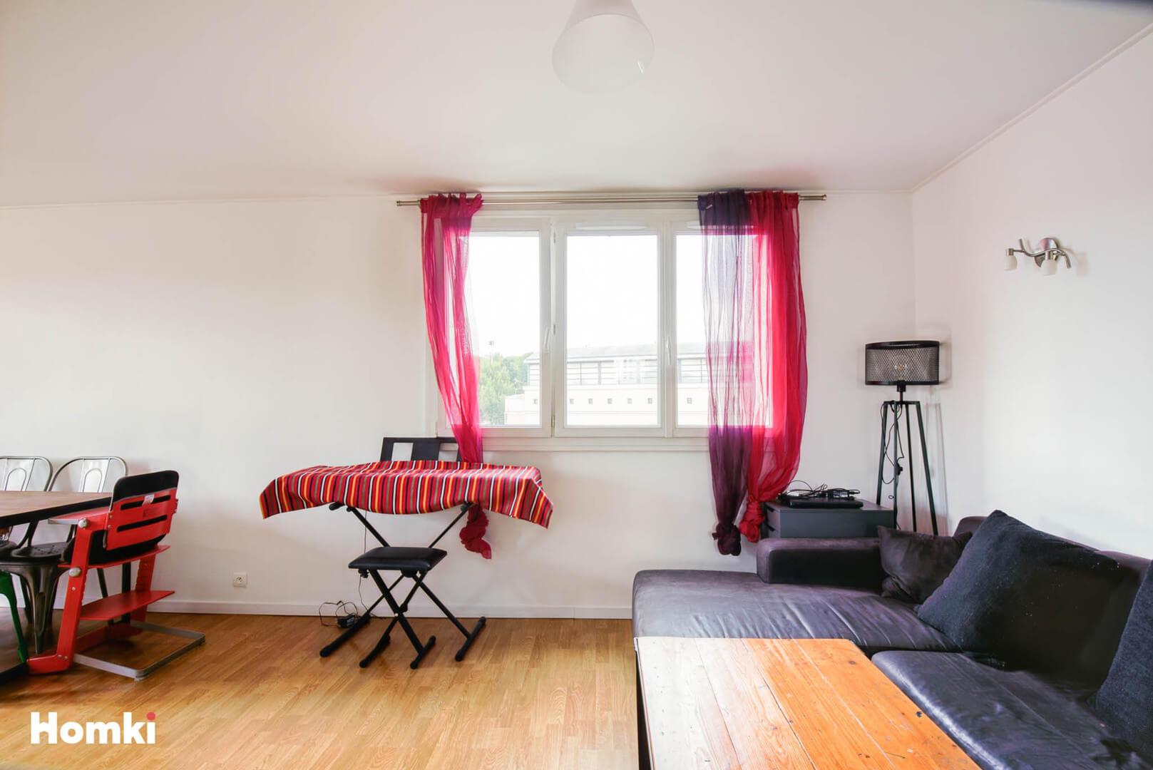 Homki - Vente appartement  de 71.0 m² à Marseille 13013